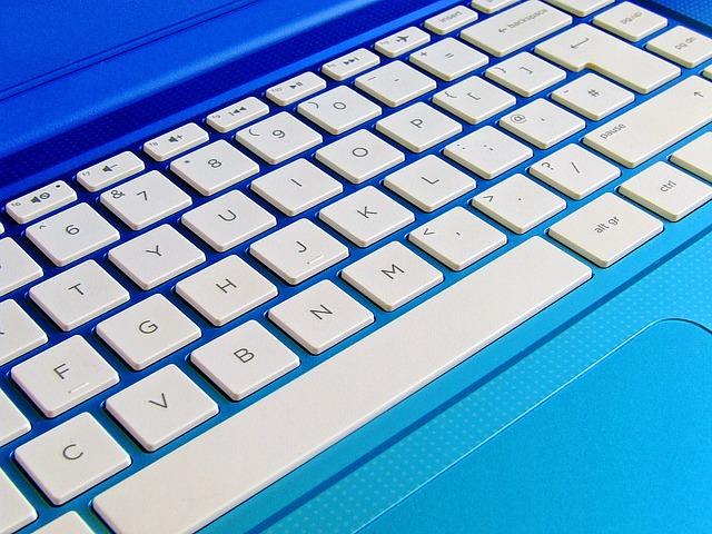 klávesnice, systém PC