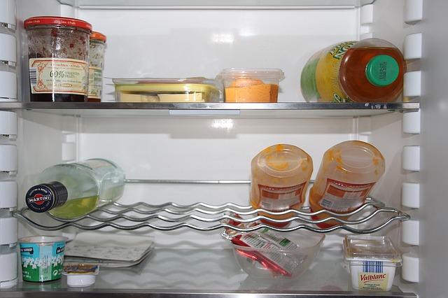 Nejmodernější lednice